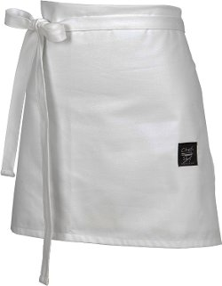 San Jamar - Poly Cotton 4 Sided Bistro Apron
