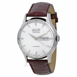 Tissot  - Heritage Visodate Automatic Silver Dial Mens Watch