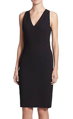Akris - Double-Face Stretch-Wool Sheath Dress