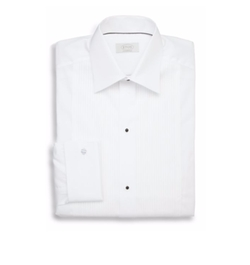 Eton of Sweden - Contemporary-Fit Pleated Bib Formal Dress Shirt