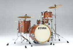 Tama - Silverstar Custom Antique Brown Birch Drum Set