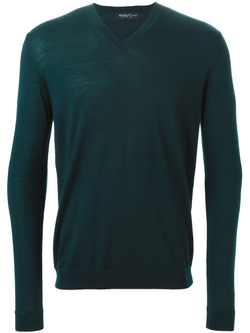 Pringle Of Scotland - V-Neck Sweater