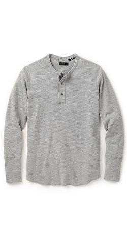 Wings + Horns  - Base Henley