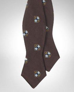 Ralph Lauren - Vintage Crest Bow Tie