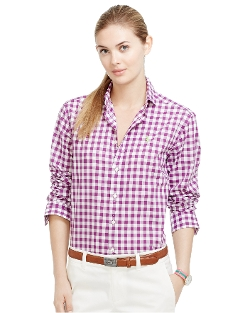 Ralph Lauren Golf - Gingham Cotton Shirt