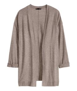 H&M - Fine-Knit Cardigan