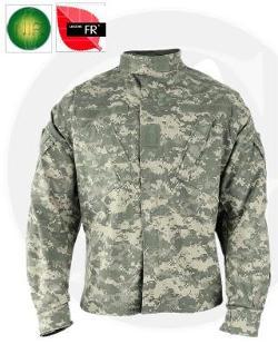 Army Surplus World - Flame Resistant Army Combat Uniform Jacket