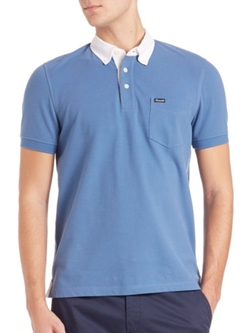Faconnable  - Club Fit Polo Shirt