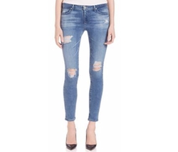 AG Jeans - AG Distressed Legging Ankle Jeans