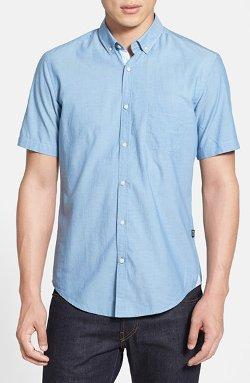 Boss Hugo Boss  - Reed Slim Fit Short Sleeve Sport Shirt
