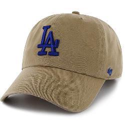 Brand 47 - Khaki Dodgers Hat
