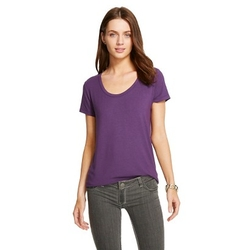 Merona - Favorite Scoop Tee Shirt