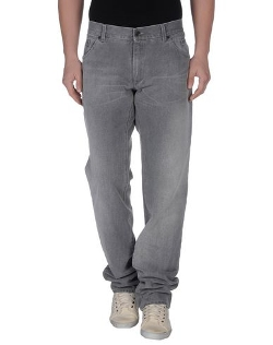 Dolce & Gabbana - Faded Effect Denim Pants