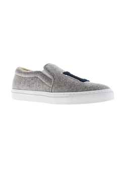 Joshua Sanders - La Slip On Sneakers