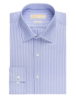 Michael Michael Kors - Regular Fit Stripe Dress Shirt