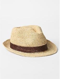 Gap - Raffia Fedora Hat