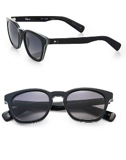 Paul Smith - Rockley Wayfarer Sunglasses