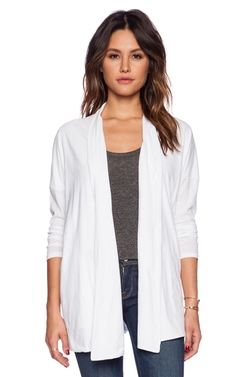 Bobi - Light Weight Jersey Cardigan