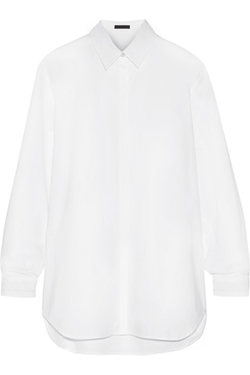 The Row - Chima Cotton-Poplin Shirt