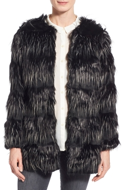 Steve Madden - Faux Fur Coat