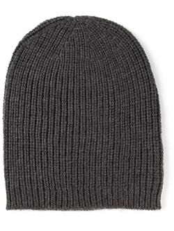 P.A.R.O.S.H. - Ribbed Knit Beanie