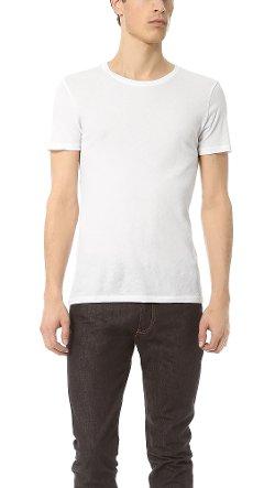 ATM Anthony Thomas Melillo  - Crew Neck Vintage Jersey T-Shirt
