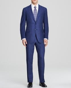 Canali Siena - Linen Texture Travel Suit