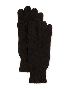 Hat Attack   - Cashmere-Blend Gloves