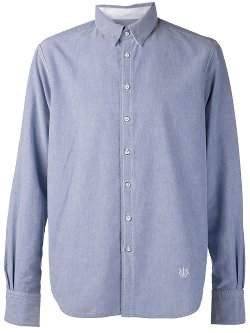 Rag & Bone  - Reverse Button Down Shirt