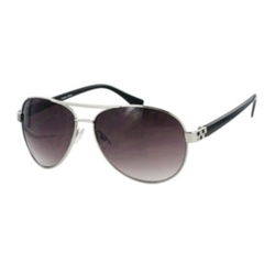 Glance Eyewear - Ariana Embellished Aviator Sunglasses