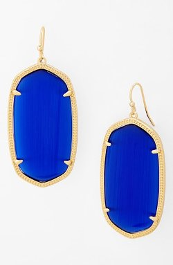 Kendra Scott - Oval Statement Earrings