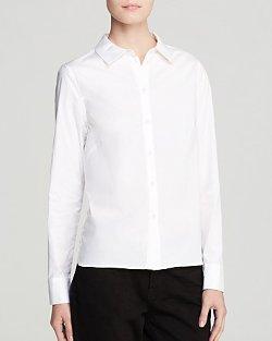 J Brand  - Valeria Poplin Shirt
