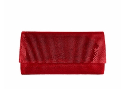 Judith Leiber Couture  - Manhattan Crystal Clutch Bag