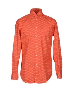 Mosaique - Button-Down Collar Shirt