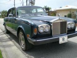 Rolls-Royce - 1980 Wraith Sedan