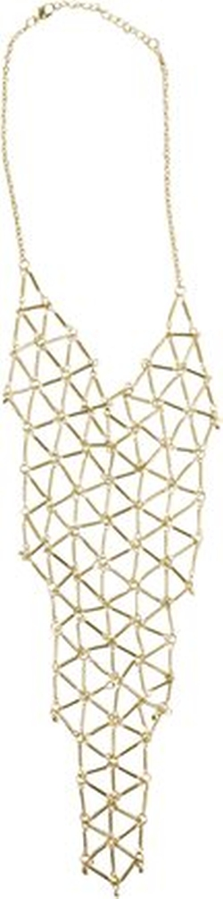 Zad - 4-Tiered Statement Necklace