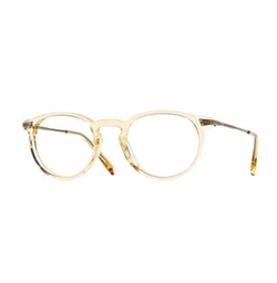 Oliver Peoples - Lummis 47 Translucent Fashion Glasses