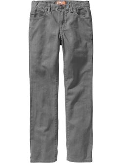 Old Navy - Boys Pop-Color Skinny Jeans