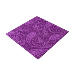 JCPenney - Tonal Paisley Pocket Square