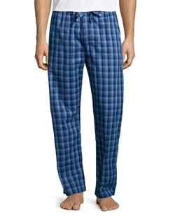 Derek Rose - Check Flannel Pajama Pants
