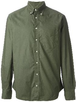 GITMAN BROS  - button down shirt