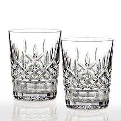 "Waterford Crystal  - ""Lismore Classic"" Double Old Fashioned Glass"