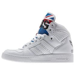 Adidas - JEREMY SCOTT INSTINCT HI UNION JACK SHOES