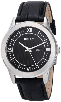 Relic - Caldwell Silvertone Watch