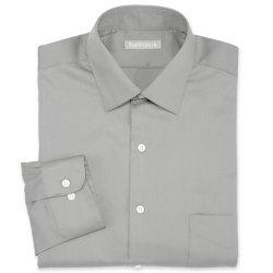 Van Heusen - Lux Sateen Dress Shirt