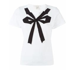 Marc Jacobs - Bow Appliqué T-Shirt