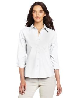 Foxcroft - Diane Solid Shirt