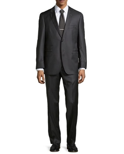 Hugo Boss - Edison Solid Two-Piece Suit