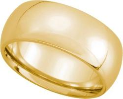 Jewelplus  - Comfort Fit Wedding Band