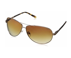 Polaroid - Polarized Aviator Sunglasses